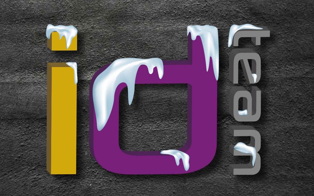 Sne på logoet
